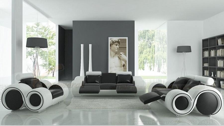 Mẫu sofa hiện đại mới nhất có mặt trên thị trường