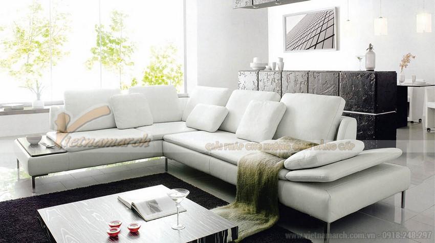 Sofa nhập khẩu châu Âu