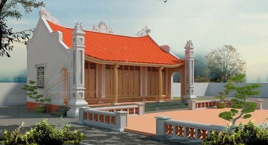 Phong thủy nhà thờ họ