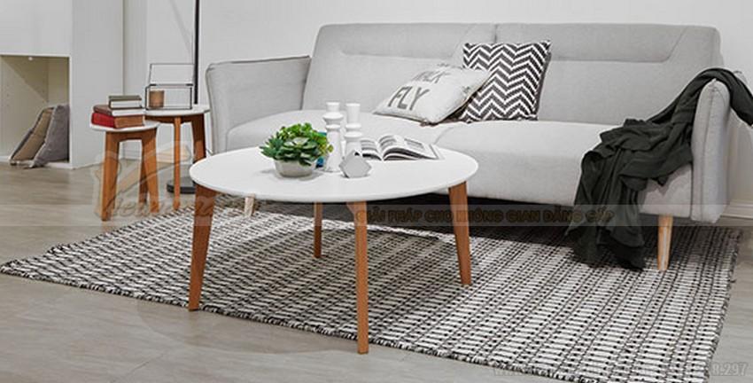 mẫu bàn trà sofa nhập khẩu