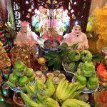 Địa chỉ mua bàn thờ thần tài đẹp và uy tín ở Hà Nội