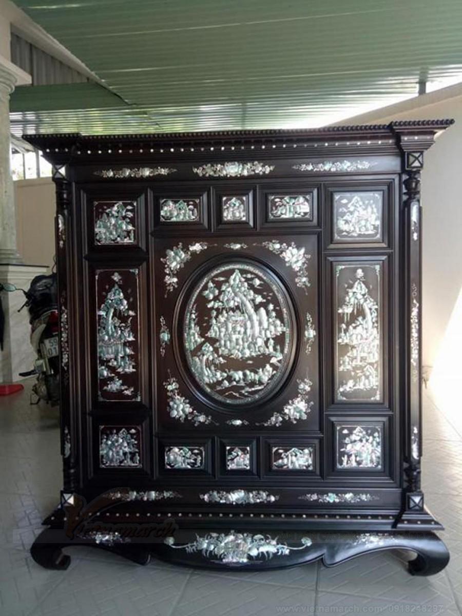 Tủ thờ xưa