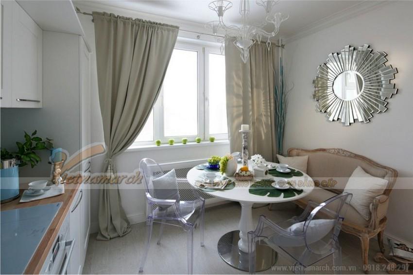 trần thạch cao phong cách Hàn Quốc dành cho chung cư