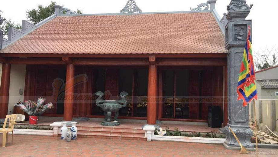 Lễ yên vị bát hương nhà thờ tổ họ Lại Việt Nam