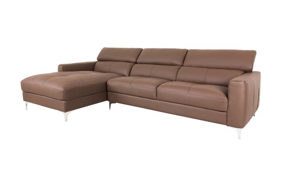 Vẻ đẹp không ngờ của những mẫu sofa góc phải