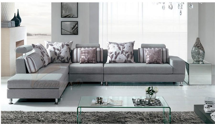 Phối hợp màu sắc nội thất sofa