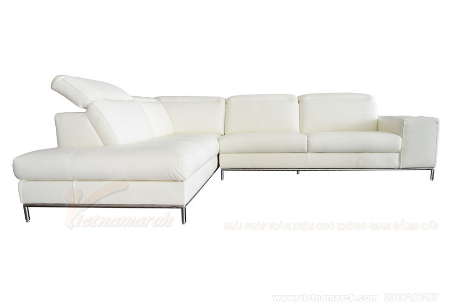 Tìm hiểu về dòng sofa góc phải