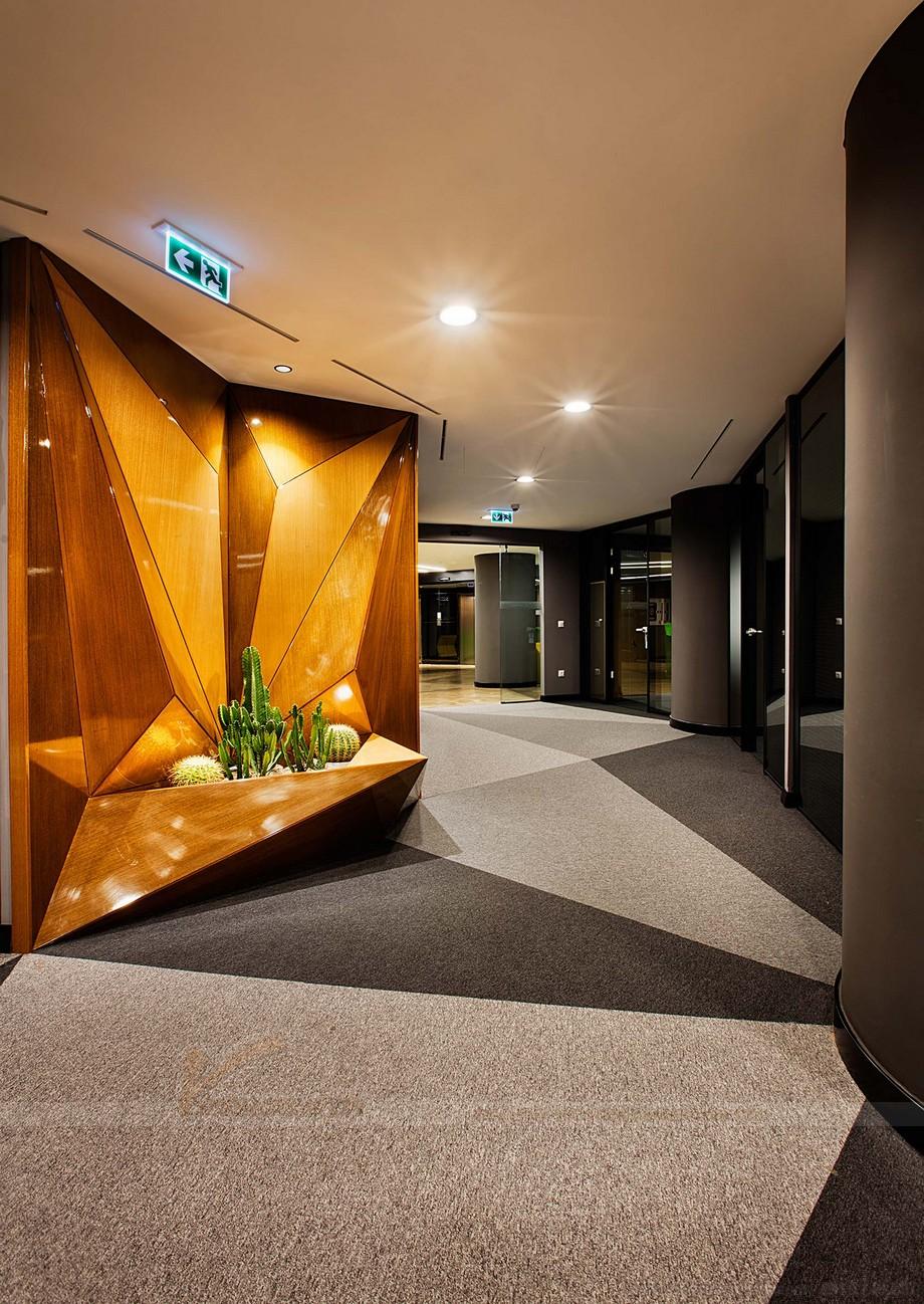 Thiết kế không gian xanh đẳng cấp trong nội thấtcoworking space