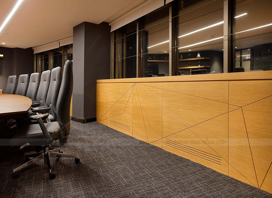 Thiết kế bàn ghế văn phòng trongcoworking space