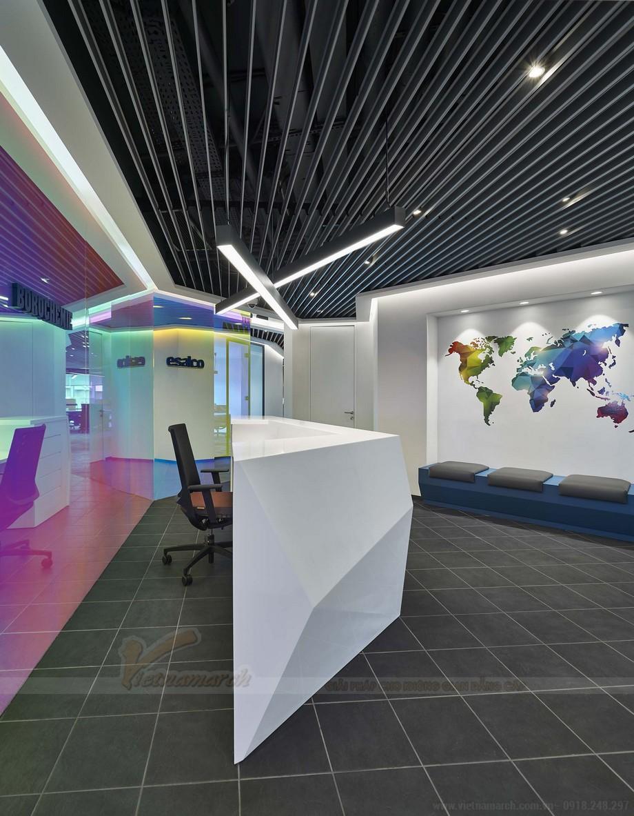 Thiết kế ánh sáng cho không gian coworking space hoàn hảo