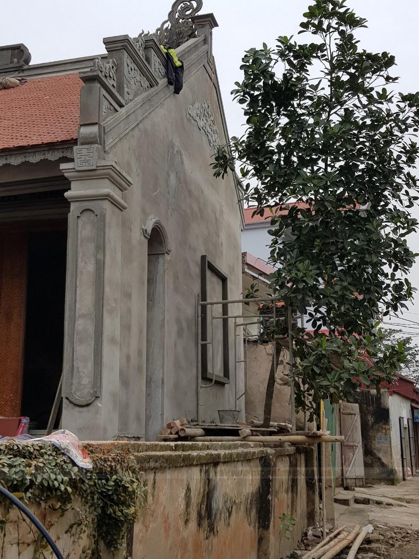 Thiết kế nhà thờ họ đẹp chuẩn phong thủy