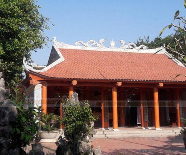 Nhà thờ họ Lại ở Thanh Hóa