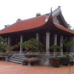 Những mẫu thiết kế nhà thờ họ Vũ ở Hải Dương