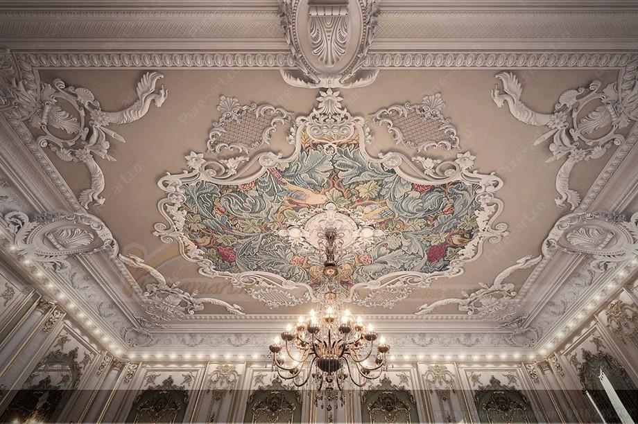Thiết kế biệt thự Riverside Hải Phòng với ảnh hưởng mạnh mẽ đến từ thời vua Louis XIV