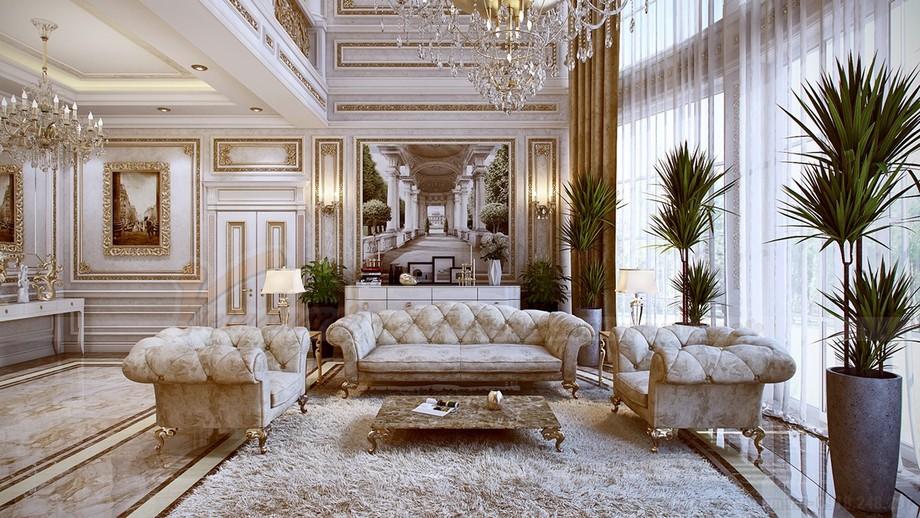 Nhìn theo mọi góc thì ai sở hữu thiết kế này cho ngôi biệt thự của mình sẽ đều cảm thấy hài lòng