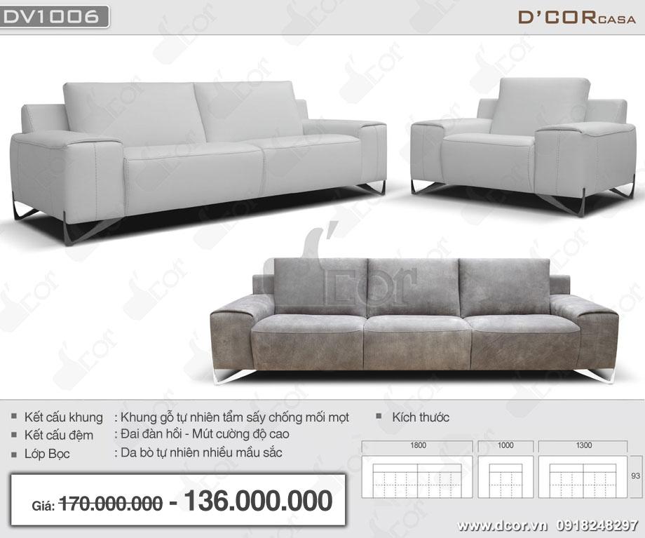 sofa văng 3 chỗ