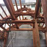 Thi công nhà thờ tổ – từ đường bằng gỗ đẹp chuẩn phong thủy tại Thái Bình