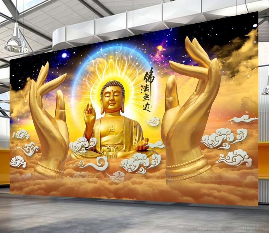 Bức tranh thờ Phật được tin yêu nhất trong nhiều loại hình tượng