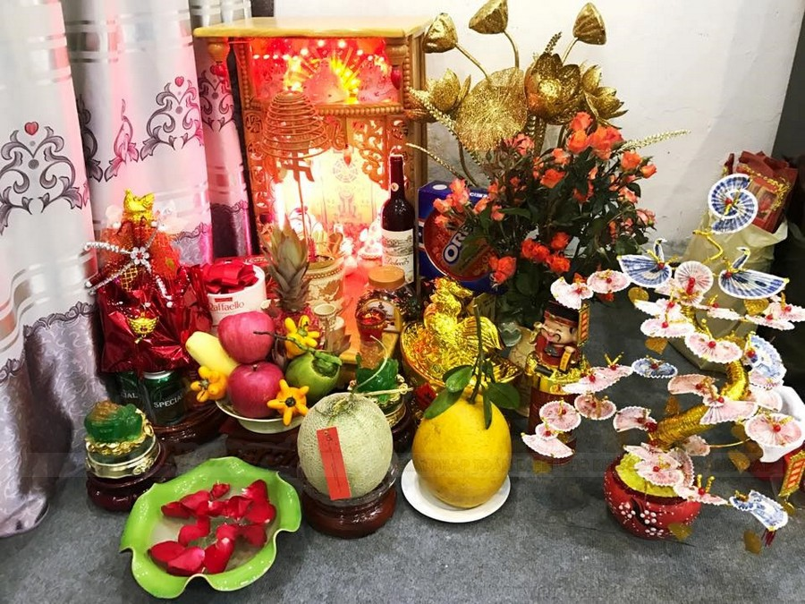 Những mẫu bàn thờ đẹp nhất hiện nay