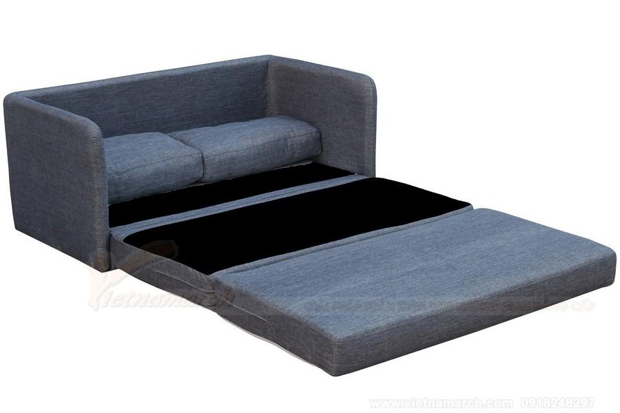 Vô vàn sự lựa chọn những mẫu sofa bed cho phòng khách