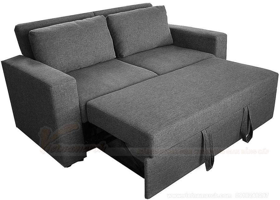 Sofa giường thách thức mọi không gian