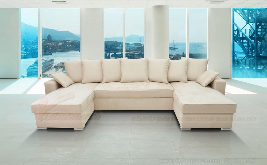 Bất ngờ vẻ đẹp của sofa bed
