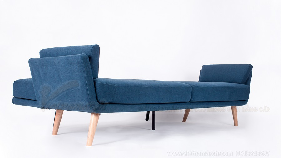 Biến hóa dễ dàng của sofa bed