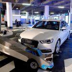 Chấm dứt cơn ác mộng đỗ xe tại sân bay với robot thông minh tự động mang tên Ray!
