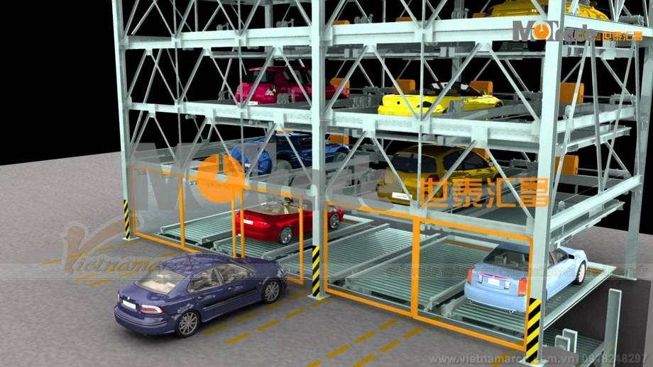 Giải pháp đỗ xe thông minh được ưa thích