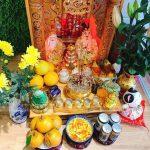 Cách đặt bàn thờ Thần Tài theo tuổi