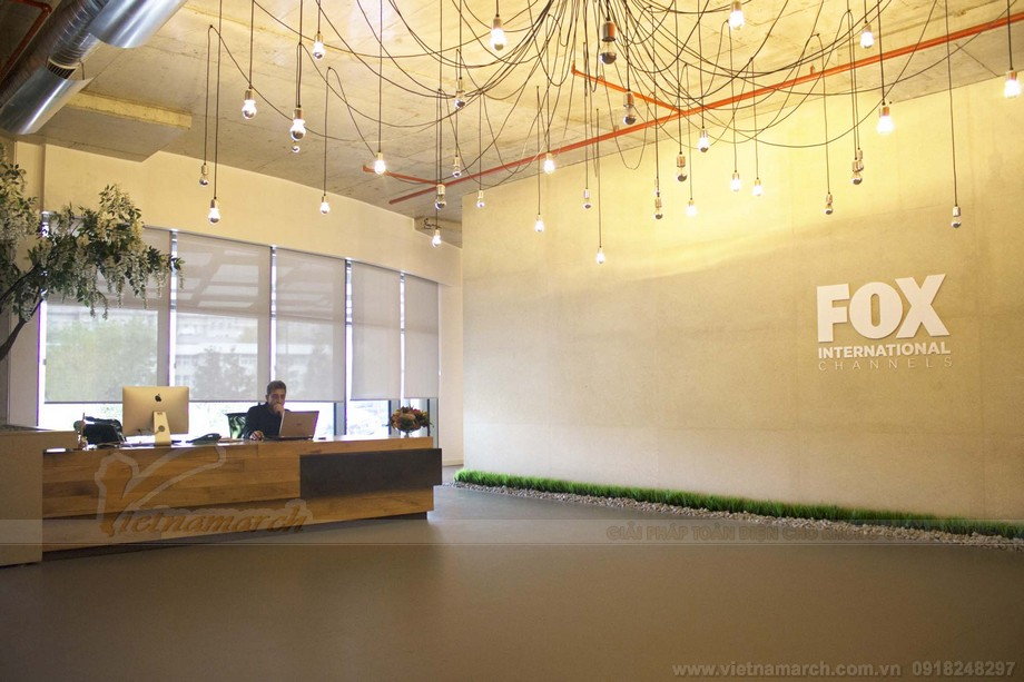 Ý tưởng thiết kế coworking space