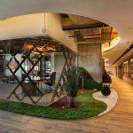 Dự án thiết kế mô hình coworking space hiện đại bậc nhất Thổ Nhĩ Kỳ