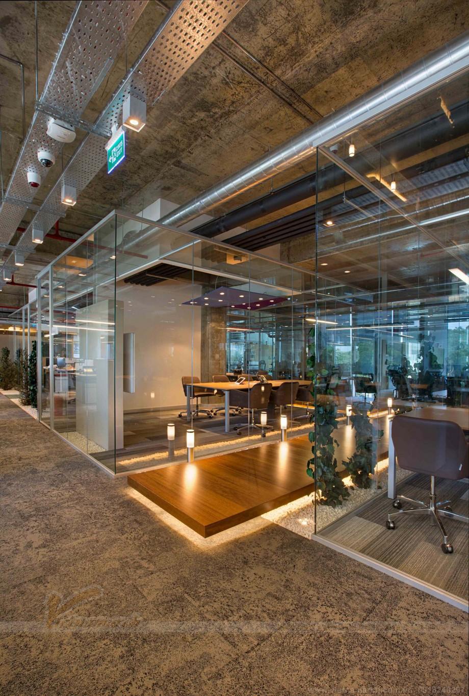 Thiết kế phòng họp đáng mơ ước của không gian làm việc chung hiện đại