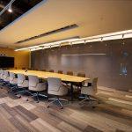 Mô hình coworking space được thiết kế đa màu sắc đẹp tinh tế tới từng đường nét