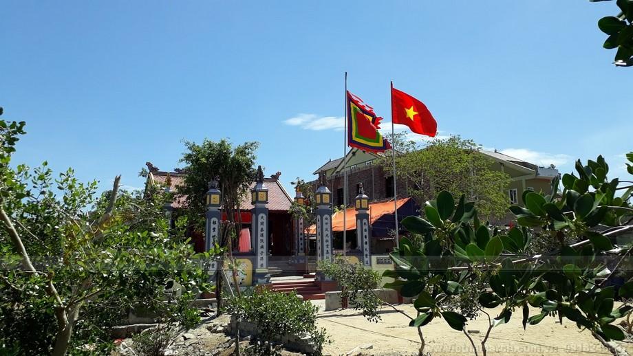 mẫu nhà thờ họ Nguyễn đẹp