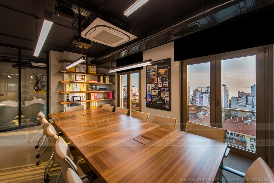 Thiết kế phòng họp đa năng