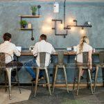 Thiết kế quán cafe văn phòng ấn tượng-Xu hướng của thời đại mới 2019