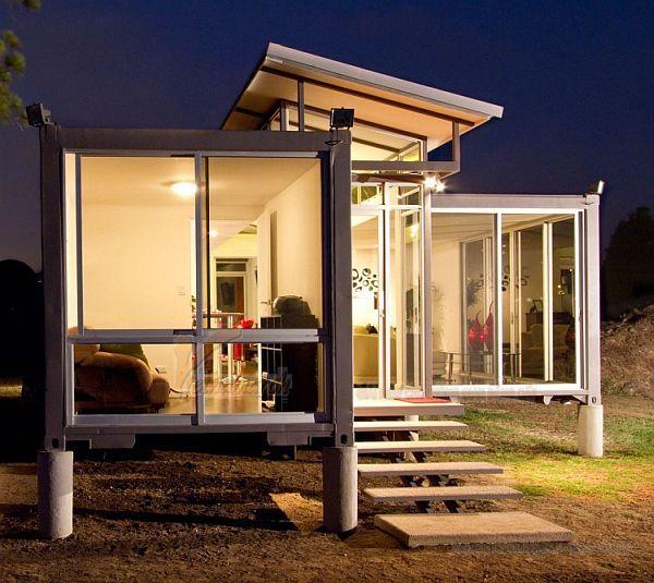 5 mẫu nhà container đẹp với chi phí tiết kiệm nhất