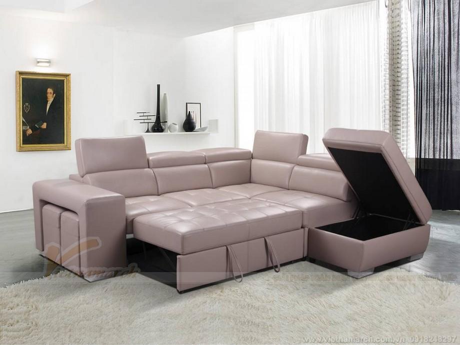 Và sẽ nhầm lẫn hơn với mẫu sofa tân cổ điển đẹp