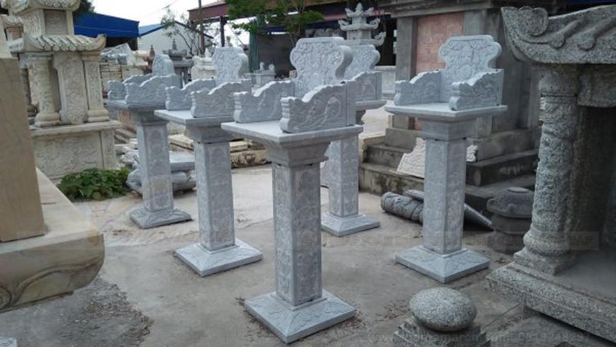 Xưởng sản xuất bàn thờ ngoài trời