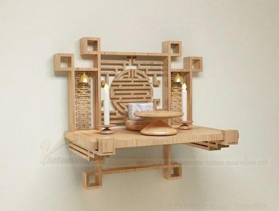 Những nét đẹp từ bàn thờ gỗ sồi Nga