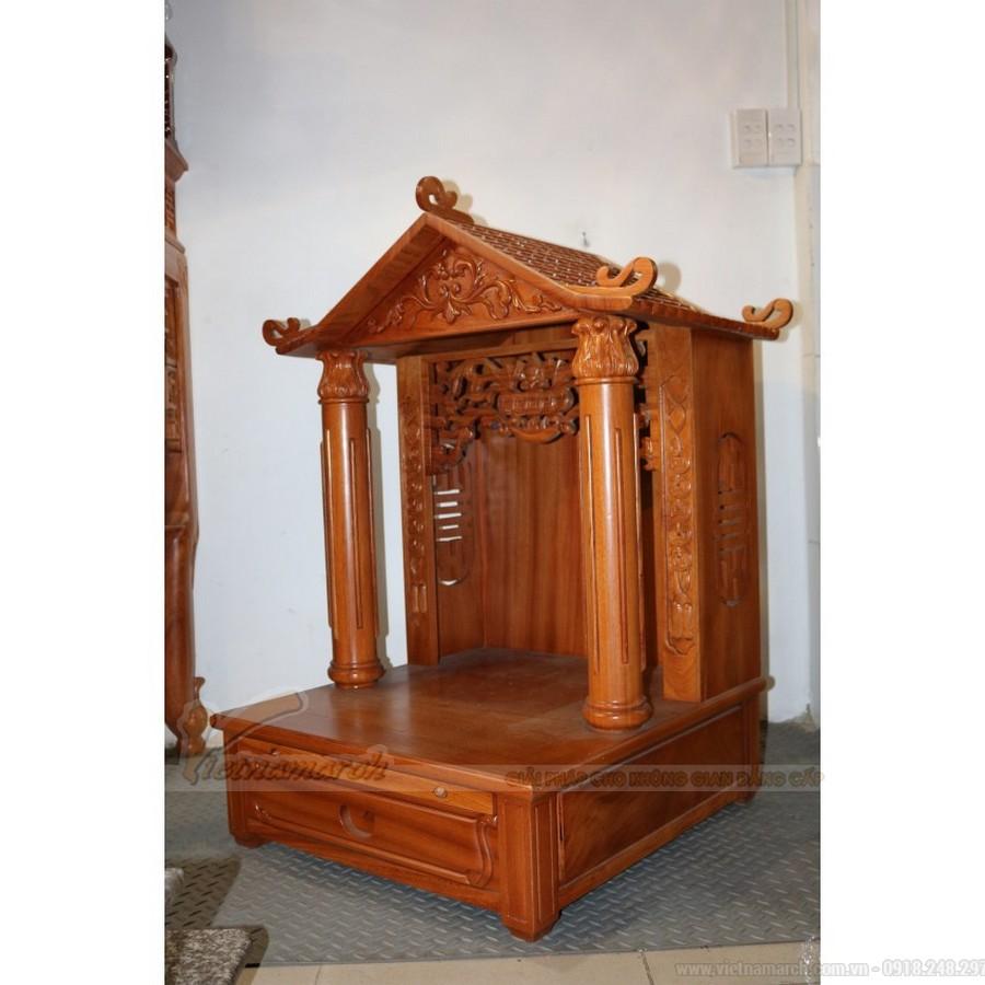 Cách đặt bàn thờ theo phong thủy