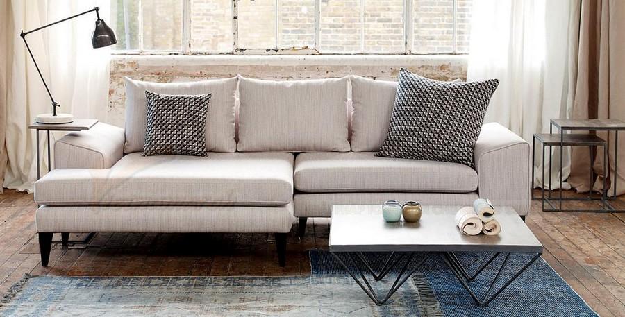 Sofa văng không tay vịn