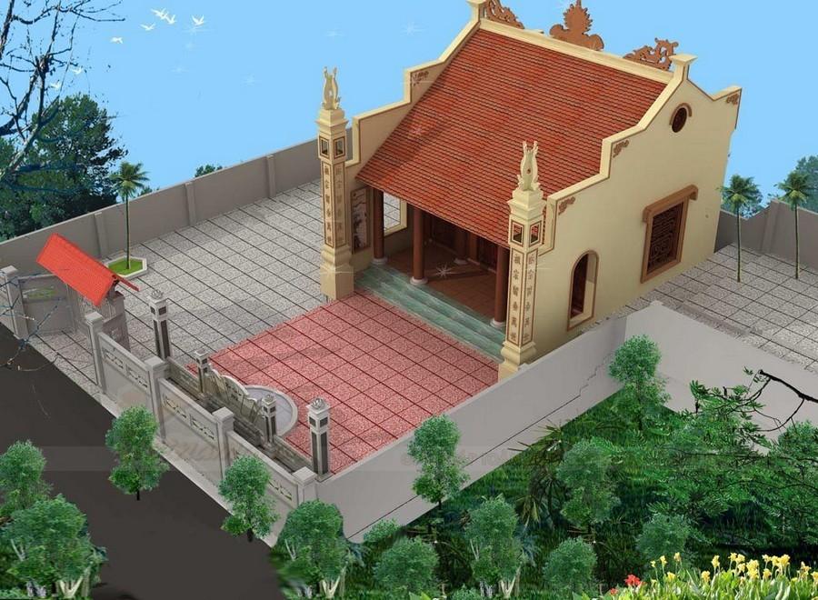 Kiến trúc thờ cúng
