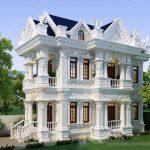 Những mẫu thiết kế biệt thự cổ điển sang trọng và ấn tượng nhất