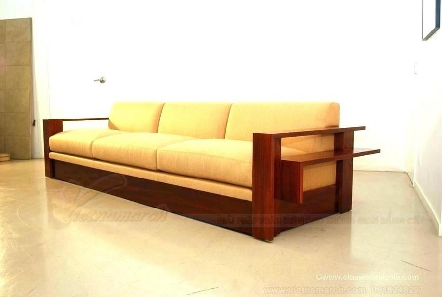 Vẻ đẹp sang trọng từ những mẫu sofa cổ điển
