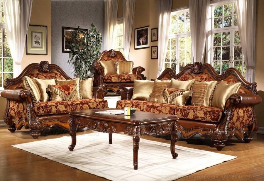 Sofa cho chung cư