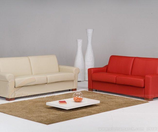 Ưu điểm nổi bật của những mẫu sofa văng thông minh
