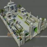 Tư vấn thiết kế lăng mộ nhà thờ họ