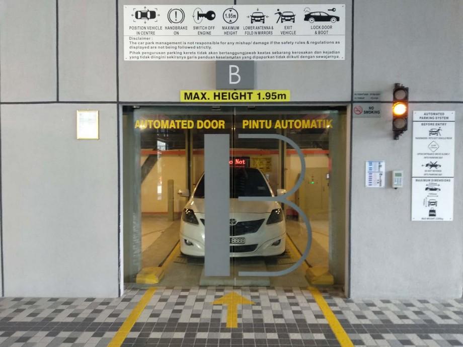 Những lí do nên đầu tư vào bãi đỗ xe thông minh diện tích nhỏ